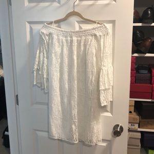 Lilly Pulitzer Off-Shoulder Dress